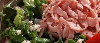 Flaked Ham